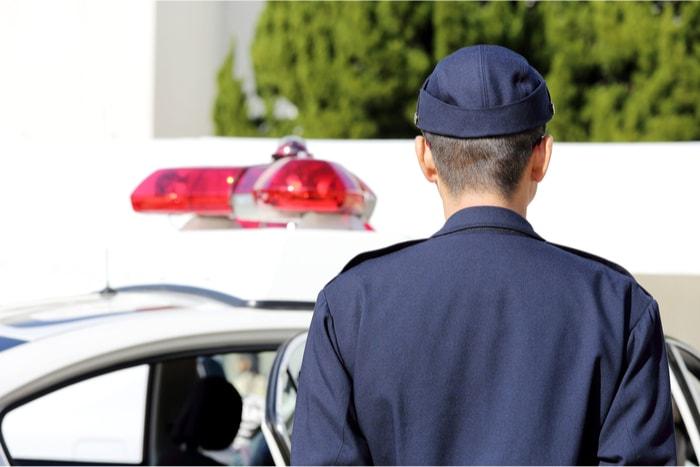 警察署・交番で数千円のお金を借りる